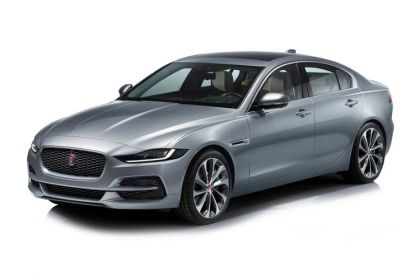 Lease Jaguar XE car leasing