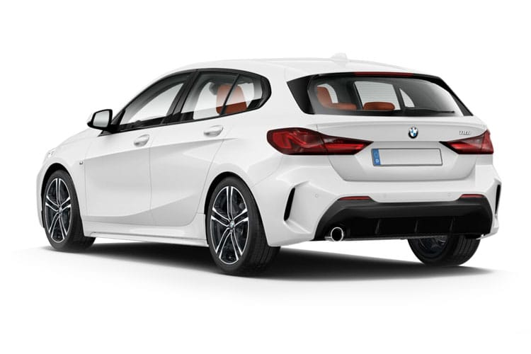 BMW 1 Series 120 xDrive Hatch 5Dr 2.0 d 190PS M Sport 5Dr Auto [Start Stop] [Tech Pro] back view