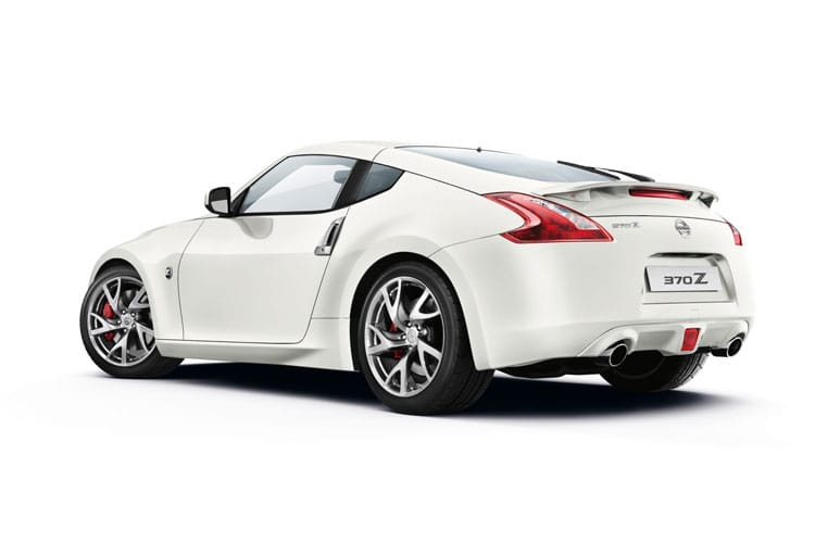 Nissan 370Z Coupe 3Dr 3.7 V6 328PS GT 3Dr Manual [50th Anniversary] back view