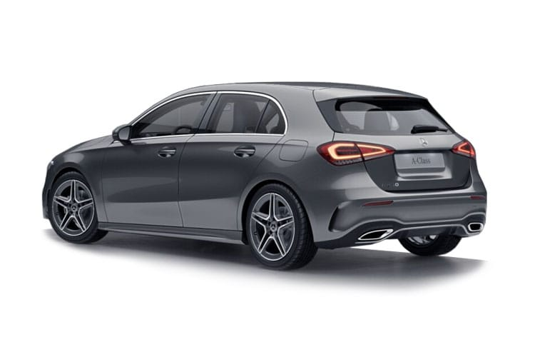 Mercedes-Benz A Class A180 Hatch 5Dr 1.5 d 116PS Sport Executive 5Dr 7G-DCT [Start Stop] back view