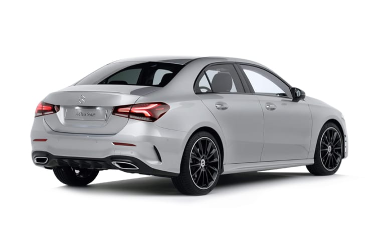 Mercedes-Benz A Class A180 Saloon 4Dr 1.3  136PS AMG Line Premium Plus 4Dr Manual [Start Stop] back view