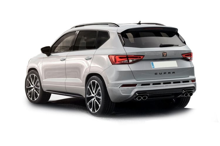 SEAT CUPRA Ateca SUV 4Drive 2.0 TSI 300PS  5Dr DSG [Start Stop] [Comfort Sound] back view