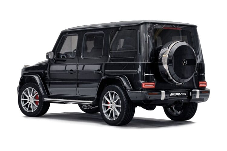 Mercedes-Benz G Class G400 SUV 3.0 d 330PS AMG Line Premium Plus 5Dr G-Tronic [Start Stop] back view