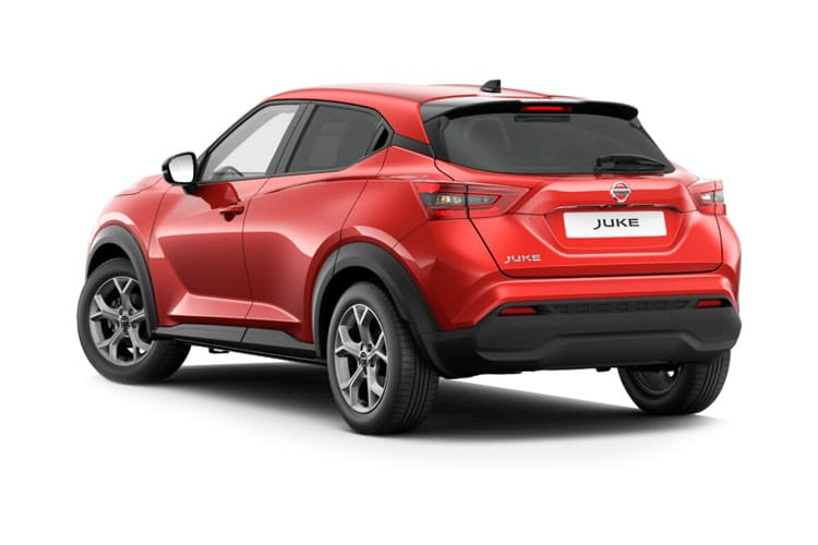 Nissan Juke SUV 1.0 DIG-T 114PS Enigma 5Dr Manual [Start Stop] back view