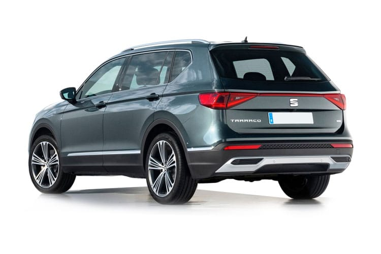 SEAT Tarraco SUV 1.5 TSI EVO 150PS FR 5Dr Manual [Start Stop] back view