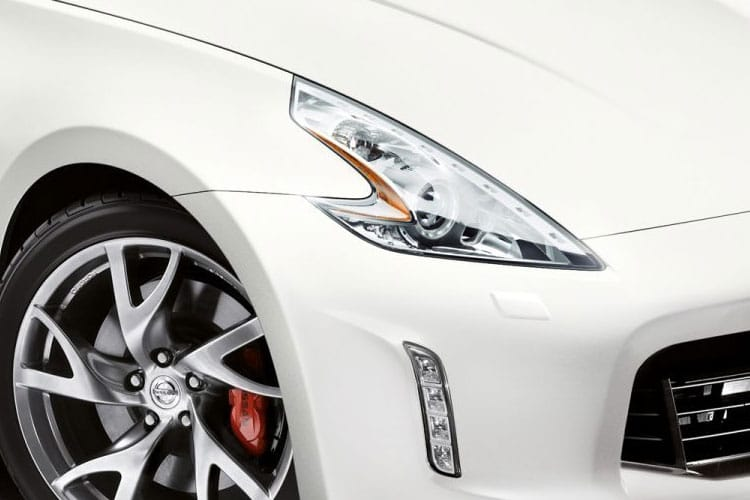 Nissan 370Z Coupe 3Dr 3.7 V6 328PS GT 3Dr Manual [50th Anniversary] detail view