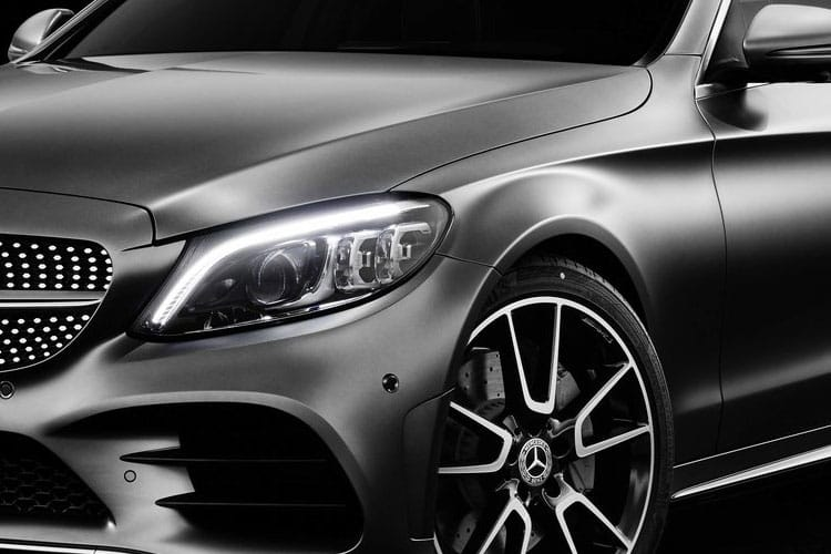 Mercedes-Benz C Class C220 Saloon 2.0 d 194PS AMG Line Edition 4Dr G-Tronic+ [Start Stop] detail view