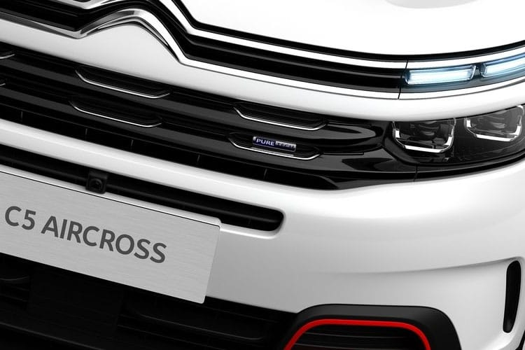 Citroen C5 Aircross SUV 1.2 PureTech 130PS Shine 5Dr Manual [Start Stop] detail view