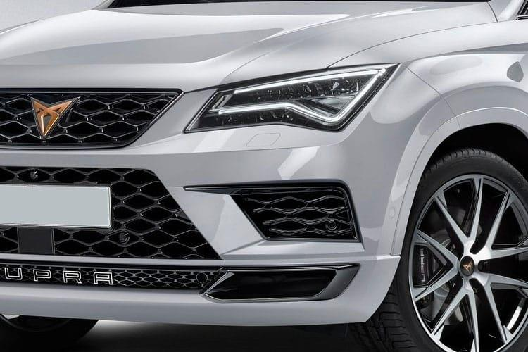 SEAT CUPRA Ateca SUV 4Drive 2.0 TSI 300PS  5Dr DSG [Start Stop] [Comfort Sound] detail view
