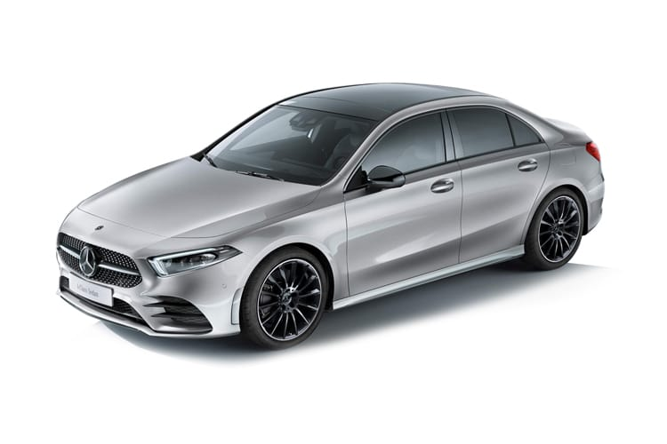 Mercedes-Benz A Class A180 Saloon 4Dr 1.3  136PS AMG Line Premium Plus 4Dr Manual [Start Stop] front view