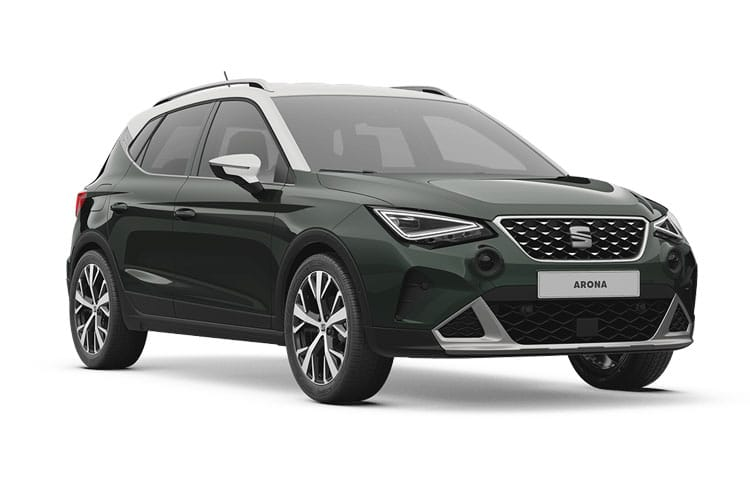 SEAT Arona SUV 1.0 TSI 110PS XCELLENCE Lux 5Dr DSG [Start Stop] front view