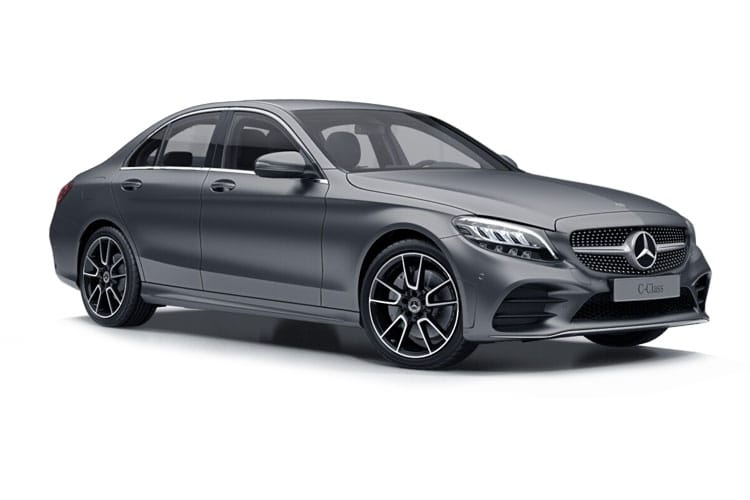 Mercedes-Benz C Class C220 Saloon 2.0 d 194PS AMG Line Edition 4Dr G-Tronic+ [Start Stop] front view