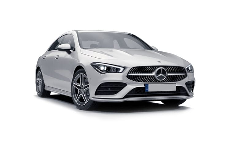 Mercedes-Benz CLA CLA180 Coupe 4Dr 1.3  136PS AMG Line Premium Plus 4Dr 7G-DCT [Start Stop] front view