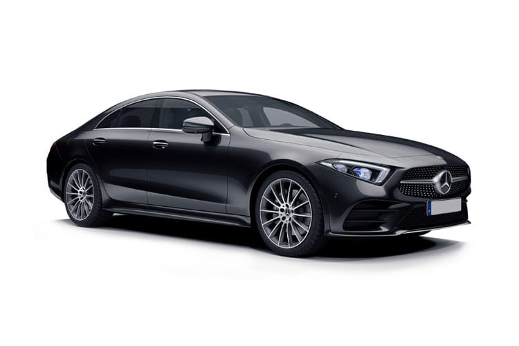 Mercedes-Benz CLS CLS300 Coupe 4Dr 2.0 d 245PS AMG Line Premium Plus 4Dr G-Tronic [Start Stop] front view