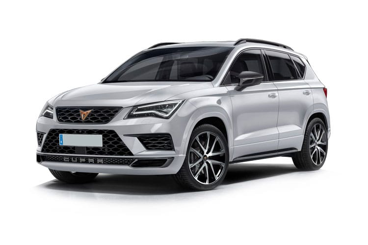 SEAT CUPRA Ateca SUV 4Drive 2.0 TSI 300PS  5Dr DSG [Start Stop] [Comfort Sound] front view
