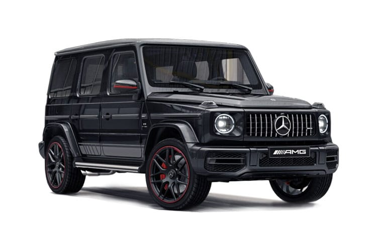 Mercedes-Benz G Class G400 SUV 3.0 d 330PS AMG Line Premium Plus 5Dr G-Tronic [Start Stop] front view