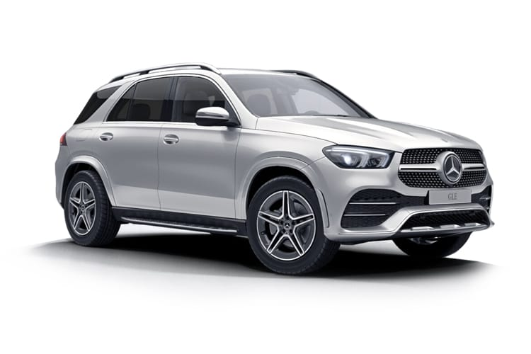 Mercedes-Benz GLE GLE300 SUV 4MATIC 2.0 d 245PS AMG Line Executive 5Dr G-Tronic [Start Stop] front view