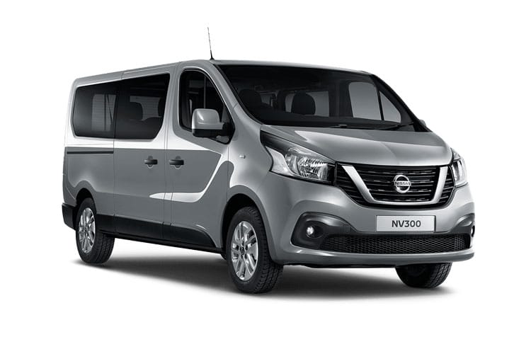 Nissan NV300 L1 30 M1 2.0 dCi FWD 120PS Acenta Combi Manual front view