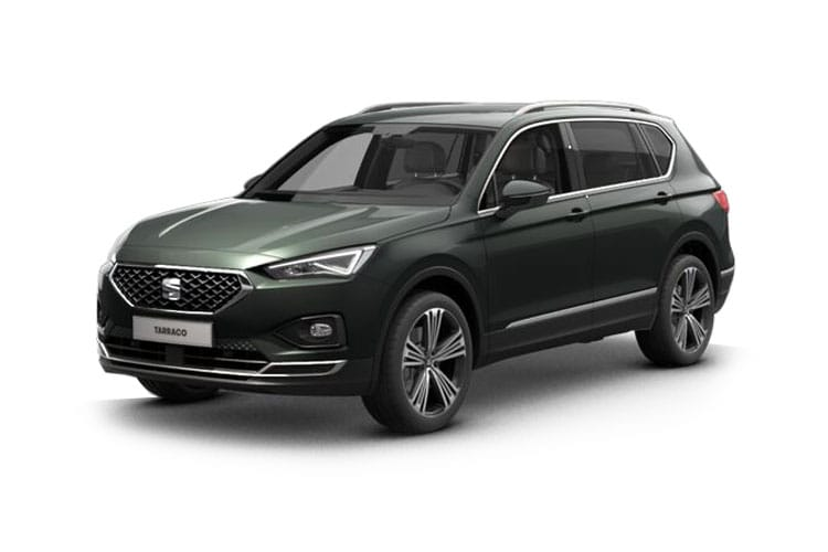 SEAT Tarraco SUV 2.0 TDI 150PS XCELLENCE Lux 5Dr Manual [Start Stop] front view