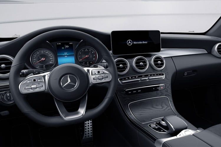 Mercedes-Benz C Class AMG C43 Cabriolet 4MATIC 3.0 V6 390PS Night Edition Premium Plus 2Dr G-Tronic+ [Start Stop] inside view