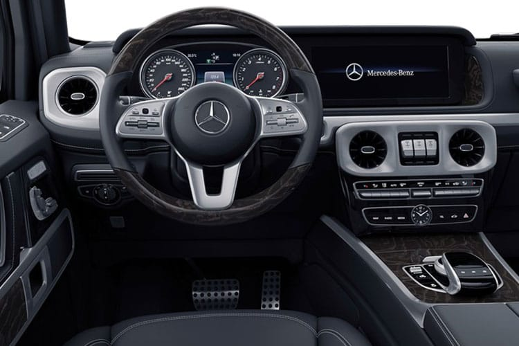Mercedes-Benz G Class G400 SUV 3.0 d 330PS AMG Line Premium Plus 5Dr G-Tronic [Start Stop] inside view