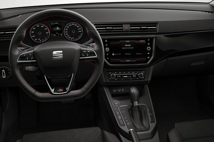 SEAT Ibiza Hatch 5Dr 1.0 TSI 95PS XCELLENCE Lux 5Dr Manual [Start Stop] inside view