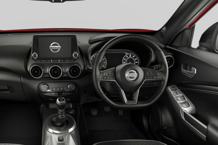 Nissan Juke SUV 1.0 DIG-T 114PS Enigma 5Dr Manual [Start Stop] inside view