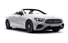 Mercedes-Benz E Class Convertible car leasing